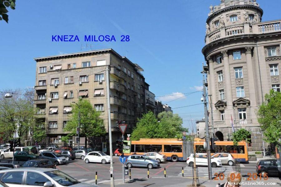 Stan Kneza Milosa 28 Beograd Lokacija Sa Koje Vam Je Sve Blizu
