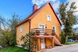 Kuća GORSKI KOTAR, LIČ, 100m2, Fužine, Famiglia