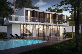 Vila sa bazenom 160 m2, Linardići, Krk, Kuća
