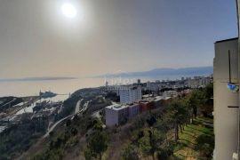 Gornja Vežica, 2s+db, pogled na more, Rijeka, Appartement