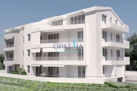 Opatija - novogradnja 102.86 m2, Opatija, Wohnung