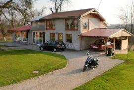 Petrinjci (Sisak) na prodaju imanje sa dvije kuće (stara i nova), Sisak - Okolica, Casa