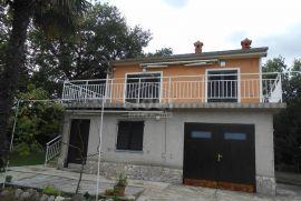 GOSTINJAC (Krk) Kuća 193 m2 + 880 m2 okućnice, Dobrinj, Ev