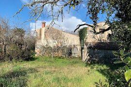 Rovinj stara istarska kamena kuća sa šternom i vrtom, Rovinj, Ev