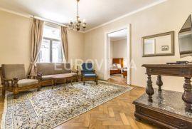 Zagreb, Centar, trosoban stan 92 m2 s balkonom za najam, Zagreb, Appartement