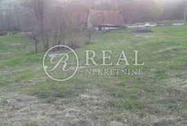 Stari Laz, ravan teren uz cestu, 1533 m2, Ravna Gora, أرض