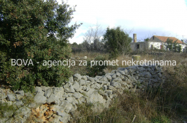 Građevinsko zemljište 2336 m2 u Vrsima, Zadar *800 m OD MORA*  (ID-1713), Nin, Land