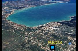 Građevinsko zemljište 3995 m2 u Vrsima, Zadar  (ID-1712), Nin, Land
