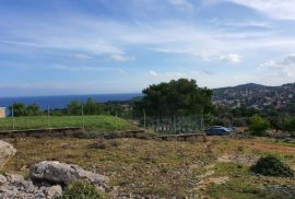 Poljoprivredno zemljište s pogledom na more,Veli Lošinj, Mali Lošinj, Land