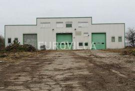 Sesvete, Šašinovec, višenamjenski poslovni objekt, hala 980 m2, Zagreb, Propriété commerciale