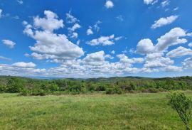 Karojba, građevinska zemljišta u prekrasnom krajoliku, Karojba, Zemljište