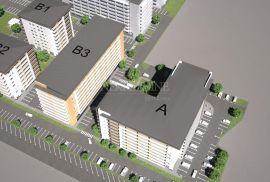 Stambeni objekt Zagreb, Peščenica - Lovinčićeva ul. / objekt B3, Zagreb, Appartement