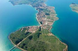 Građevinsko zemljište 3827 m2 na Viru, Zadar *700 m OD MORA* *POGLED MORE*  (ID-1478), Vir, Land