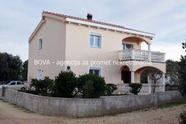 Samostojeća kuća 196 m2 u Zatonu, Zadar *150 m OD MORA* POGLED MORE*, Nin, House