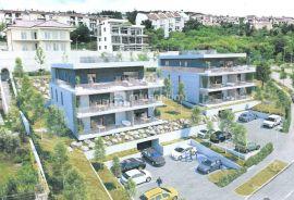 Rijeka, Marčeljeva Draga, novogradnja, 104.34m2, luksuzan stan, Rijeka, Stan