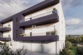 Rijeka, Srdoči, novogradnja, 2-sobni stan s db, balkon, garaža, Rijeka, Διαμέρισμα
