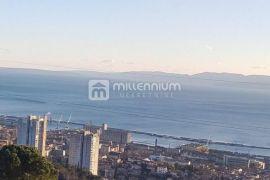 Rijeka, Donja Drenova, 3-sobni stan s db, pogled na more, Rijeka, Appartment