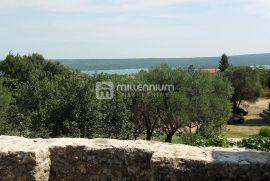 Mali Lošinj, Nerezine, kuća s velikom okućnicom, pogled na more, Mali Lošinj, Maison