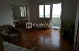 Rijeka, Vojak, 68m2, 2-sobni stan s dnevnim, balkon s pogledom, Rijeka, Wohnung