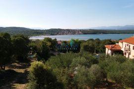 Otok Krk, Soline, kuća sa prekrasnim pogledom na more, Dobrinj, Casa