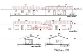 Fažana Štinjan -Pula  Nova prizemnica -apartman s vrtom u izgradnji, Pula, Apartamento