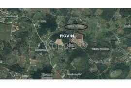 Rovinj, Valtida mala, teren sa ruševonom od 93m2, Rovinj, Land