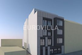 Nova Ves NOVOGRADNJA luksuzan četverosoban stan s garažom, Zagreb, Daire
