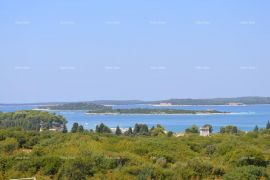 Stan Namješten stan s pogledom na more u Štinjanu, Pula, Stan
