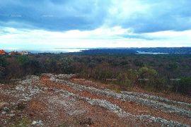 Građevinsko zemljište Panoramski pogled na more!, Raša, Zemljište