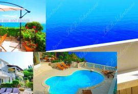 Villa s bazenom i ekskluzivnim pogledom na otvoreno more, Dubrovnik, Kuća