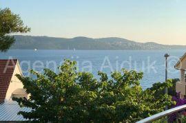 Trogir vrhunski stan 62,69 m2 pogled na more, Trogir, Stan