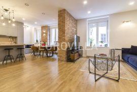 Centar luksuzno uređen i namješten trosoban stan 82 m2 na 1 katu, Zagreb, Appartment