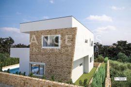 Murter - stan u luskuznoj vili sa pogledom na more 75 m2, Murter, Flat