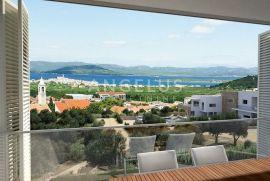 Murter, luksuzne vile sa bazenom i otvorenim pogledom na more, Murter, Ev