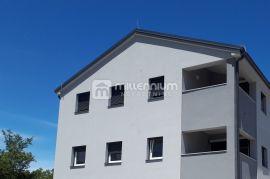 Otok Krk, Čižići, novogradnja, 2s+db, terasa, Dobrinj, شقة