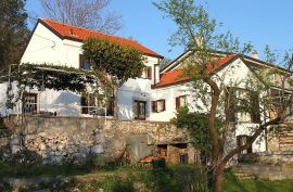 Kostrena, renovirana primorska kuća sa pogledom na more, Kostrena, Haus
