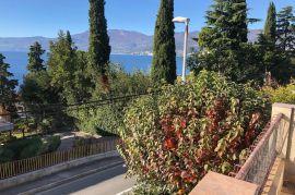 Kantrida, etaža sa okućnicom i 2 garaže, otvoreni pogled, u neposrednoj blizini mora, Rijeka, Kвартира