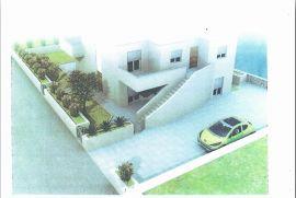 Atraktivno građevinsko zemljište 532 m2 s dozvolom - započeta izgradnja - pogled more, blizina plaže - Dubrovnik okolica, Dubrovnik - Okolica, Land