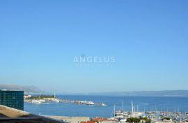 Split, Meje - najam dvosobnog stana, pogled na more i otoke, 120 m2, Split, Stan