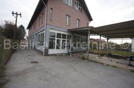 Blato, zgrada od 500m2 sa poslovno stambenim prostorima, Zagreb, Poslovni prostor