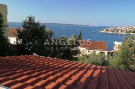 Čiovo, Mavarštica - kuća sa prekrasnim pogledom na more, Okrug, Casa