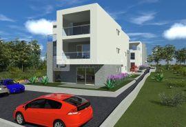 Novogradnja, PRVI RED, 1. kat, Murter, Appartamento