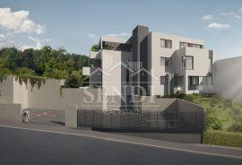 Marčeljeva Draga prekrasna luksuzna novogradnja S3 B, Rijeka, Appartment