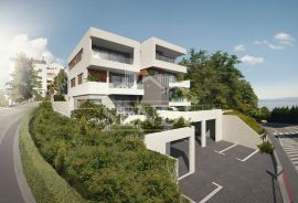 Marčeljeva Draga prekrasna luksuzna novogradnja S1 B, Rijeka, Daire