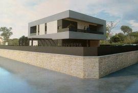 Pula, Banjole, Volme, Luksuzna kuća u izgradnji, 154 m2, Medulin, Kuća