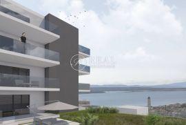 Novogradnja, 2s+db od 71 m2 sa garažom, spremištem i krovnom terasom od 60 m2, Crikvenica, شقة