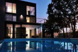 Crikvenica, zaleđe, urbana vila u potpunosti opremljena, bazen, Crikvenica, Casa