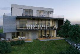 Gračani, NOVOGRADNJA luksuzan četverosoban stan NKP 157,40 m2, Zagreb, Kвартира
