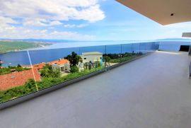 OPATIJA - Luksuzan stan u novogradnji s prekrasnim pogledom na more, Opatija, Stan