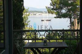 Malinska, centar - prekrasno uređen stančić s balkonom, udaljen 30 m do mora, Malinska-Dubašnica, Stan